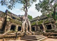 Thailand Grand Tour & Cambodia Package  Tour