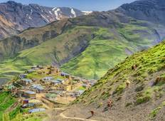 Azerbaijan Caucasus Walking Tour