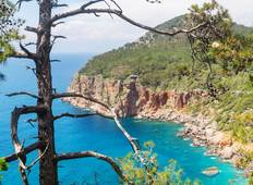 Self-Guided Lycian Way West Tour