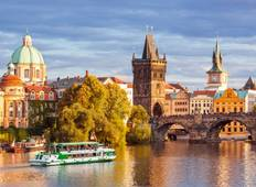 Prague , Vienna And Budapest (Summer) Tour
