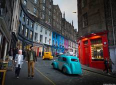 Edinburgh Foodie Immersion Tour