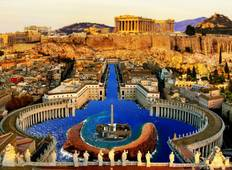 Highlights of Greece Tour - 8 Days Tour