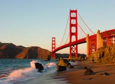 Northern California\'s Finest (11 destinations) Tour