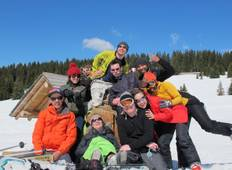 Ski / Snowboard trip - perfect for solo travellers Tour