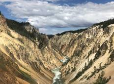 Best of Yellowstone & Grand Teton Tour