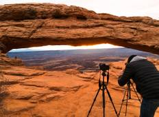 Private Photography Immersion in the Southwest Canyon Lands Tour