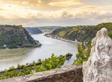 Classical Rhine Cruise (9 destinations) Tour