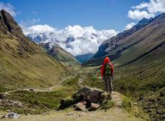 Salkantay Luxury Eco-Dome Trek to Machu Picchu 5D/4N Tour
