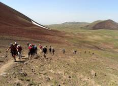 Nature & Culture in the Caucasus Tour