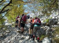 Hike the Highlights of Dalmatia Tour