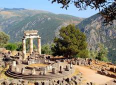 Treasures of Classical Greece: Nafplion, Olympia, Delphi and Meteora Tour