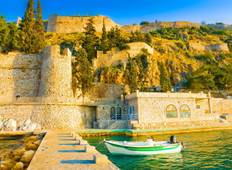 Treasures of Classical Greece: Nafplion, Olympia, Delphi Tour