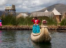 Highlights of Puno & Titicaca Lake Tour - 3 Days  Tour