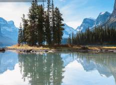 Canadas Rockies (Base, 8 Days) (including Lake Louise) Tour
