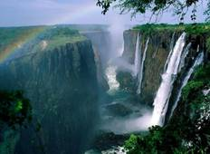 Victoria Falls Hit & Run Tour