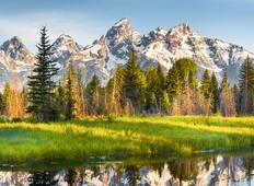 Yellowstone and Grand Teton Adventure Tour