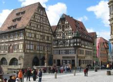 Germany's Cultural Cities featuring the Romantic Road (Berlin to Munich) (Standard) (including Neuschwanstein) Tour