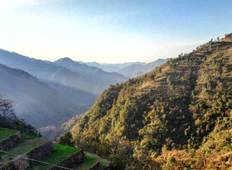 Himalayan Nag Tibba Trek and Camping Tour