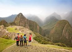 Premium Peru in Depth with Ica Valley Tour