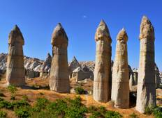 The Miracles of Cappadocia (Self-guided Walking Tour) Tour