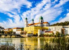Tauern Cycle Route Bummlertour Krimml - Passau (10 days) Tour