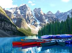 5-Tage Rockies Unique Tour (Banff & Jasper & Yoho National Park) Rundreise