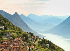 Italian Lakes Walking Tour