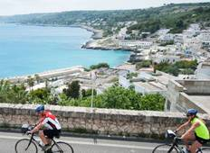 Puglia Biking (from Otranto to Bari) Tour