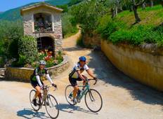 Bike Across Italy (from Pesaro to Orbetello) Tour