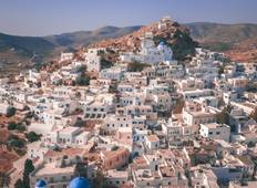 Greece Sailing Adventure: Cyclades Islands Tour