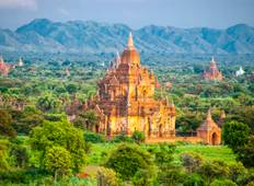 Classic Myanmar Adventure Tour