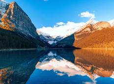 Canadian Rockies: National Parks Westbound Tour