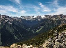 Canadian Rockies: National Parks Eastbound Tour