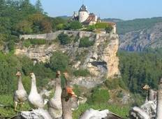 Cycling the Dordogne Tour