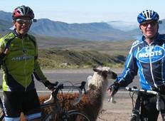 Bicycling Northern Argentina Tour