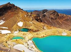 Grand Kiwi (21 destinations) Tour