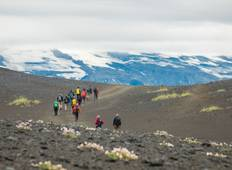 5-Day Laugavegur Trek in Huts - Part 1 Tour