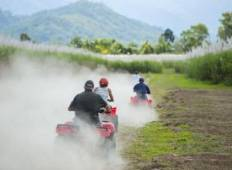 ATV Quad Bike Riding Adventure Tour
