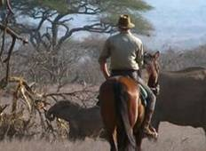 Tanzania: Serengeti, Singita Grumeti Reserve Luxury 6 Day Riding Safari Tour