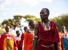 Maasai and Migration Tour