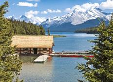 Spectacular Rockies & Alaskan Cruise (from Vancouver to Vancouver) Tour