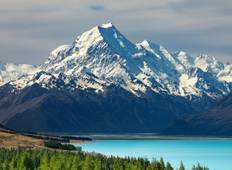 Ultimate New Zealand (from Auckland to Christchurch) Tour