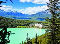 The Rockies, Voyage of the Glaciers & Arctic Circle (from Victoria to Fairbanks) Tour