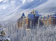 Christmas in the Rockies 14 Days Tour