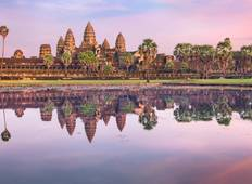 Treasures of the Mekong (from Ho Chi Minh City to Siem Reap) Tour