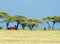 East Africa Encompassed - 16 days Tour