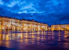 White Nights and Museums - 6 days Tour
