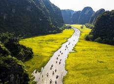Cuc Phuong - Hoa Lu, Tam Coc 2 days 1 night Tour