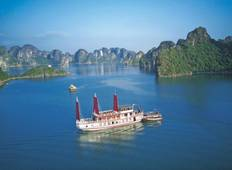 Gray Line Cruise Halong Bay 2 days 1 night Tour