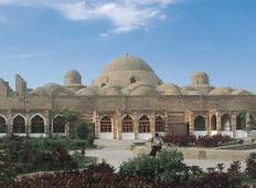 Silk Road to Samarkand via Kashgar Tour
